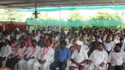 Konda Vishweshwar Reddy welcome's new members into the party at Vikarabad 11