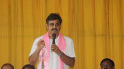 Konda Vishweshwar Reddy welcome's new members into the party at Vikarabad 12