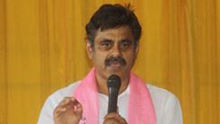 Konda Vishweshwar Reddy welcome's new members into the party at Vikarabad 245x138
