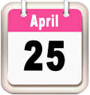April-25