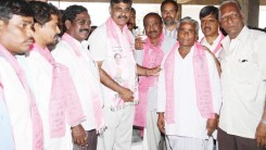 Konda Vishweshwar Reddy Inaugurating TRS Party office in Shankarpally 01