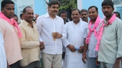 Konda Vishweshwar Reddy visited Chilukur Balaji Temple 4