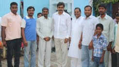 Konda Vishweshwar Reddy visited Chilukur Balaji Temple 5